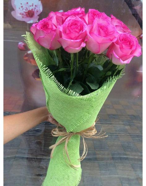 Сюрприз доставка цветов прикольный подарок на 55лет женщине